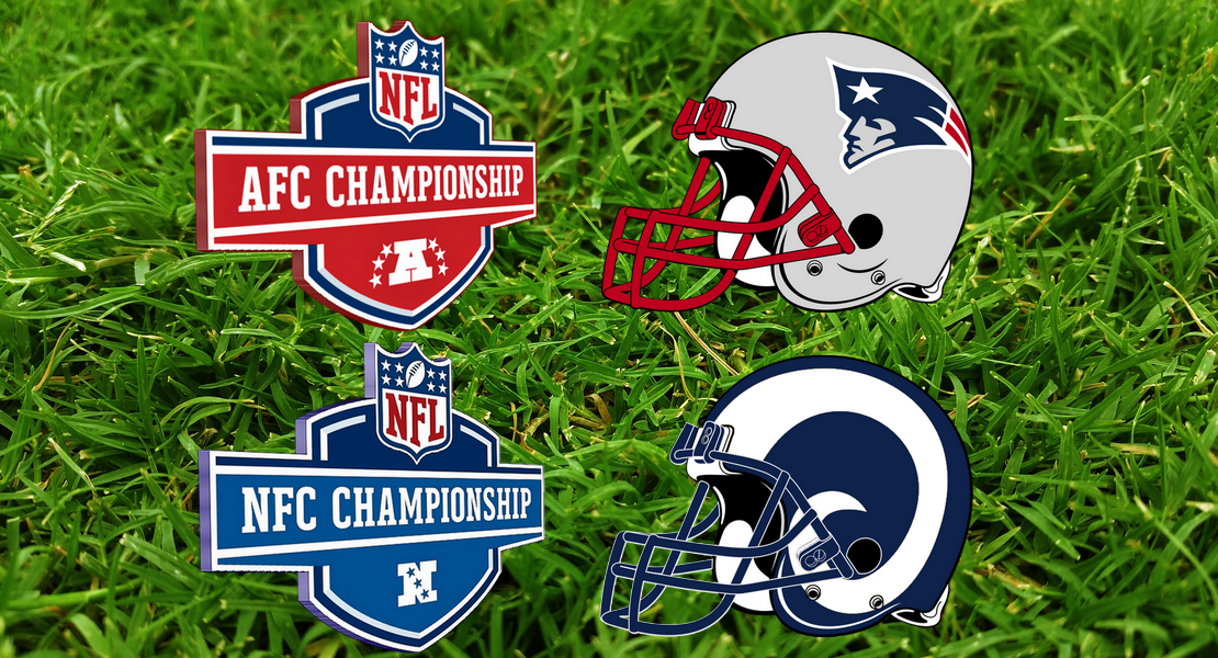 NFL Playoffs, Conference Championship Games