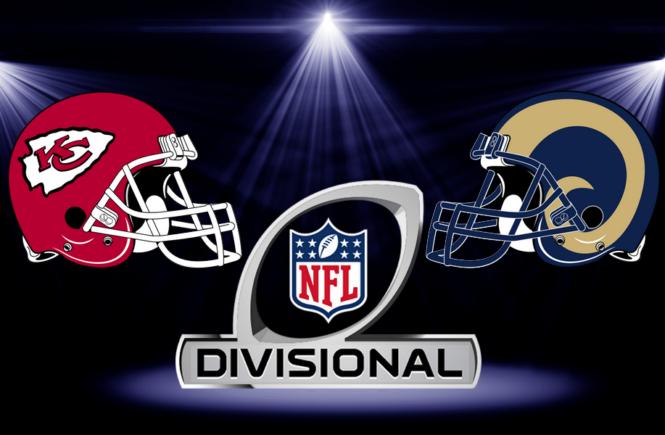 NFL Playoffs Divisional Round 2019