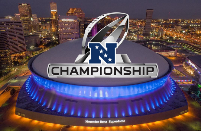 NFL Playoffs 2019, NFC Championship Game