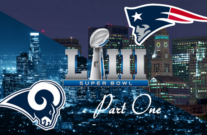 Super Bowl 2019, New England Patriots - Los Angeles Rams