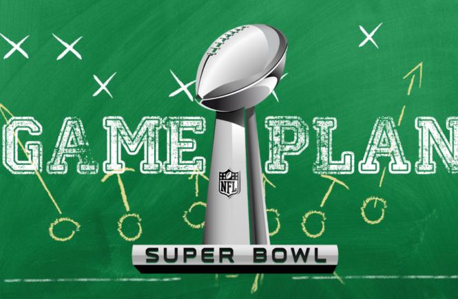 Super Bowl 2019, New England Patriots - Los Angeles Rams
