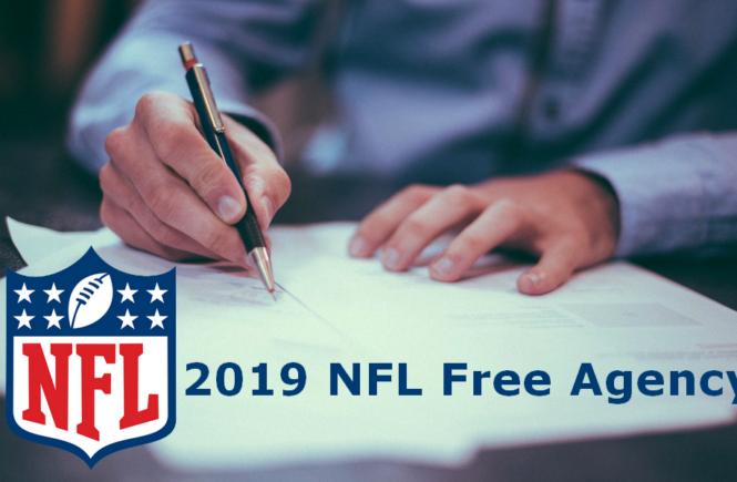 2019 NFL Free Agency