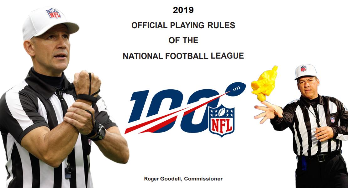 Przepisy NFL