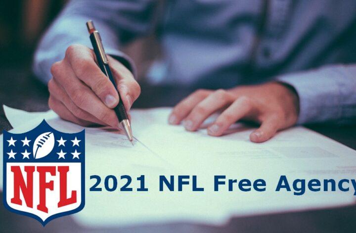 NFL Free Agency 2021