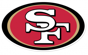 San Francosco 49ers logo