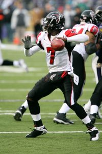 michael Vick, Atlanta Falcons