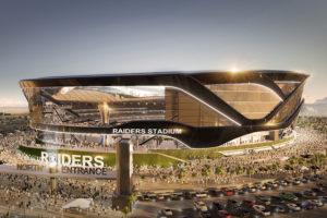 Nowy stadion w Las Vegas