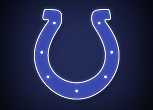 Logo Indianapolis Colts, NFL