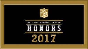 NFL Honors 2017