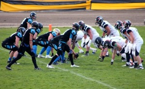 Panthers Wrocław - Warsaw Eagles