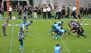 Panthers Wrocław - Seahawks Gdynia, X Superfinał PLFA