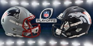 Patriots Broncos Playoffs