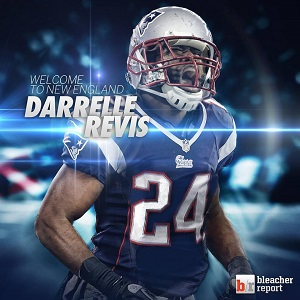 Darelle Revis New England Patriots