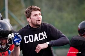 Krzysztof Wydrowski, trener Wrocław Outlaws